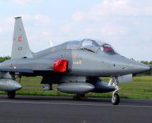 NF-5B Turkey