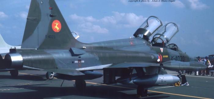 KLu: Northrop-Canadair NF-5B