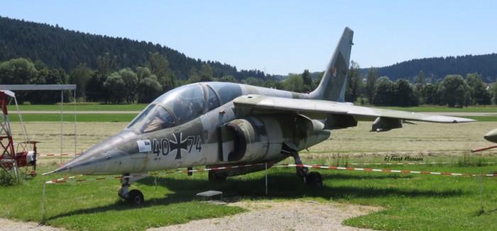 Internationales Luftfahrt Museum, Schwenningen (G), July 2015