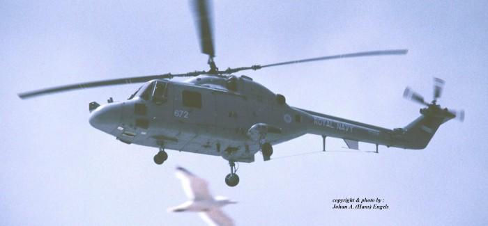 Air Show Scheveningen (off the coast) (NL) , June 1st , 1991