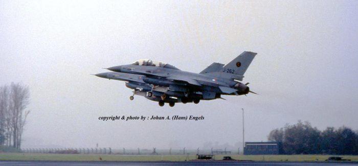 Leeuwarden Base Visit , October 21st , 1987
