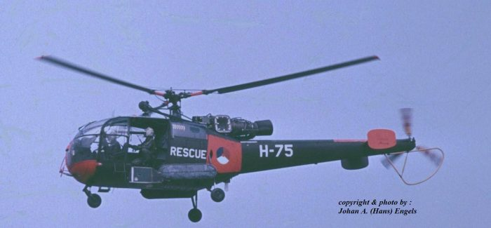 KLu : Alouette III (Search and Rescue)