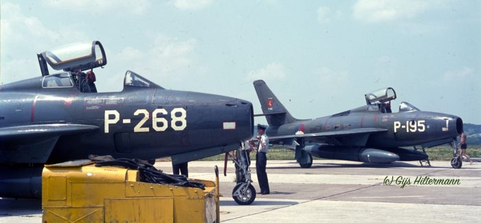 Thunderstreaks of the K.Lu (in active service)