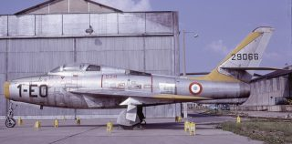 Thunderstreaks of the French Air Force