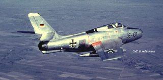 German F-84F