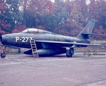 P-277 F-84F KLu