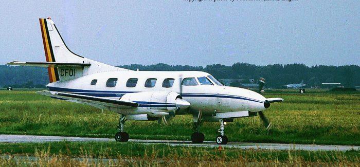 Koksijde Air Base, Belgium , July 3rd , 1992 (arrivals for Open Day)