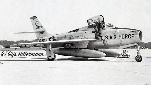 USAF/ANG Thunderstreaks