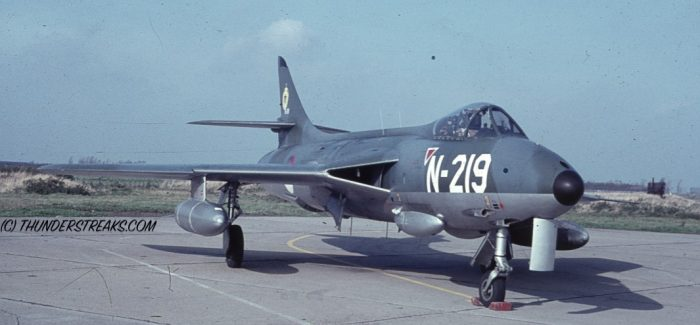 KLu: HAWKER HUNTER