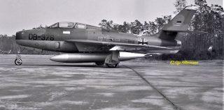 F-84F WGAF