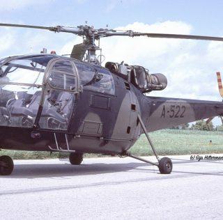 KLu: Sud Alouette III