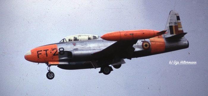BAF : Lockheed T-33
