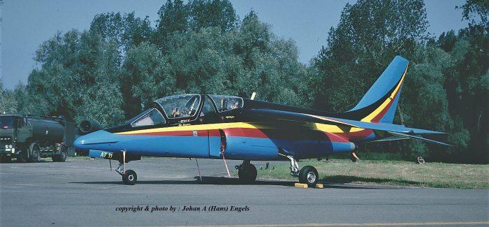 Koksijde Air Base , Belgium ,July 6th , 1991 (Open Day) (NEW !)